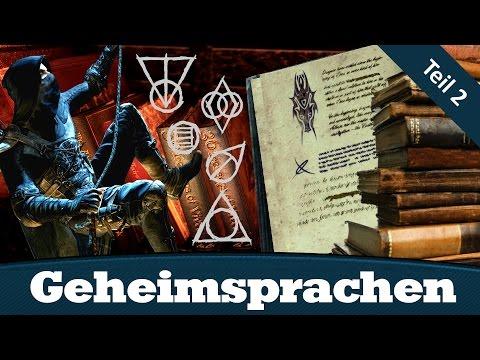 Skyrim | Geheimschriften und -codes knacken