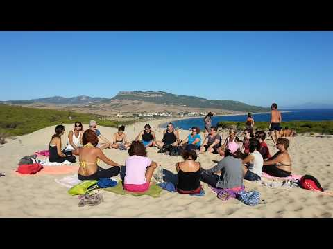 YOGA & NATURALEZA (Playa de Bolonia) Sept 2016