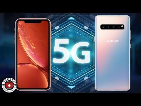 Apple and Samsung NEED 5G!