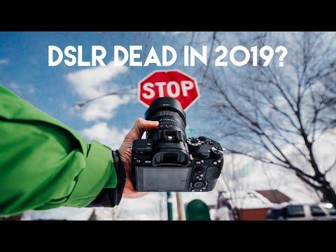 DSLR or MIRRORLESS Camera in 2019?!