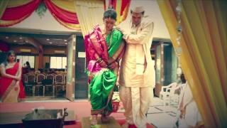 maharashtrian wedding highlight 2015 kailas weds shruti nikhil ranade photography
