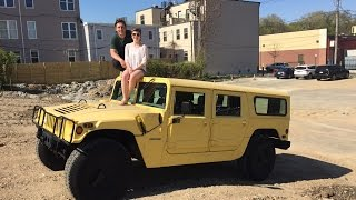 I Let 20 Of My Friends Drive My Hummer
