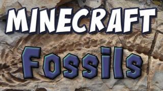 Minecraft - Mod Spotlight: Fossils & Archaeology