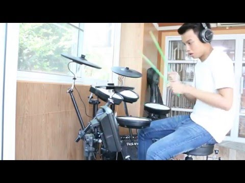 หากค่ำคืน - The Dai Dai (Showroom) l Cover Drum By Narathip Drummer