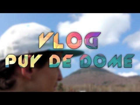 SUR LE PLUS GRAND VOLCAN  D'AUVERGNE ! - VLOG PUY DE DOME | Frix.Production