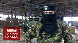 """Как арт-центр в Донецке превратили в """"базу ИГИЛ"""""""