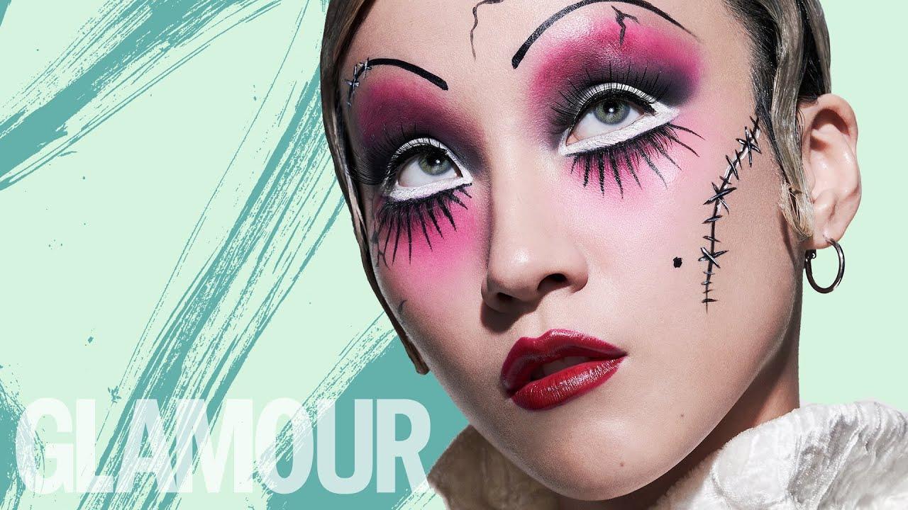 Glamour Tutorials: The Creepy Doll | GLAMOUR UK x BOOTS UK
