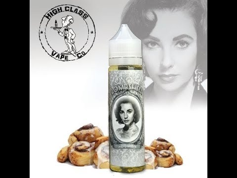 High Class Vape Co/BOMBSHELL /ELIZABETH/ review by The Dude