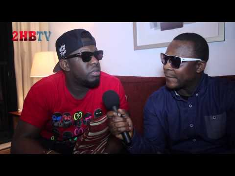"Interview with Timaya Pt 1 why he sang""Bum Bum"""