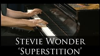 Stevie Wonder - Superstition (Piano Cover)