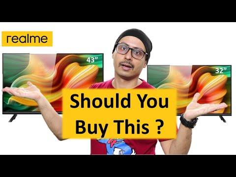 Realme TV All The Details | Realme TV Pros And Cons | Should You Buy Realme TV ?