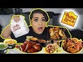 MUKBANG EPIC EL POLLO LOCO Eating Show Chicken For Days Churros mp3