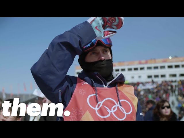 Inside Gus Kenworthy's Quest For Olympic Gold After Coming Out of the Closet | them.