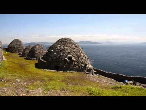 Skelligs Island, Historic Monastic settlement in Ireland