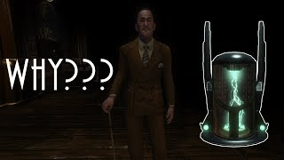 Bioshock - Why Did Andrew Ryan Let Jack Kill Him? | Why Was Andrew Ryan