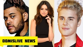 The Weeknd Diss Justin Bieber S3x Game On 39 Some Way 39 Nav Over Relationship With Selena Gomez