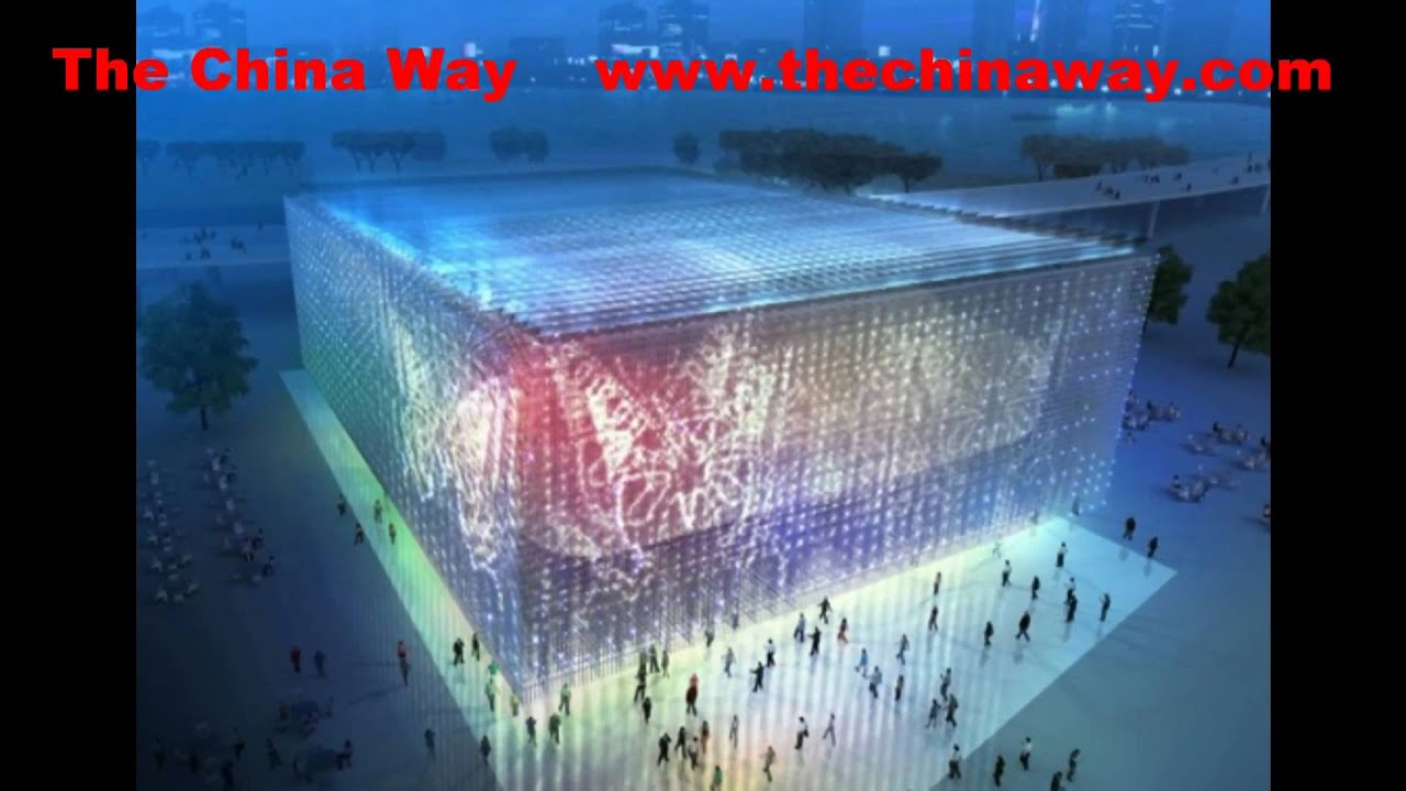 All Pavilions of Shanghai Expo 2010 - YouTube