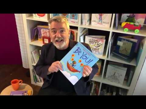Celebrate World Read Aloud Day with Peter H. Reynolds!