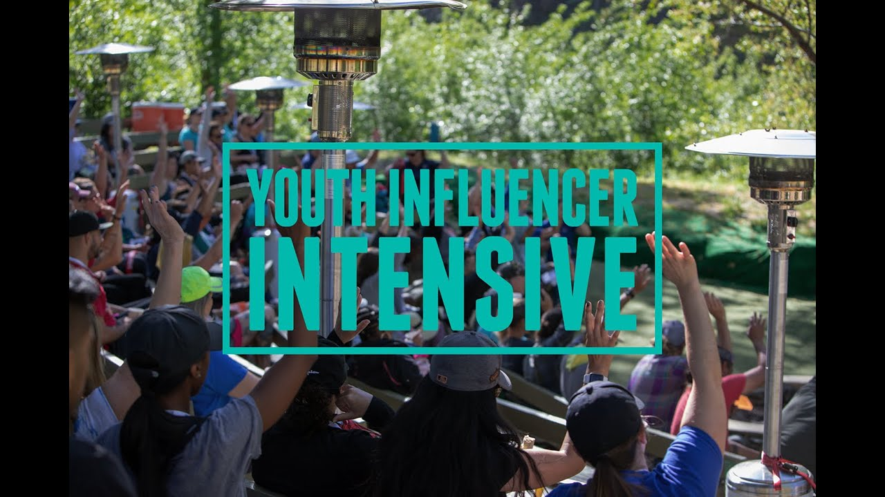 Youth Influencer Intensive (March 2020)