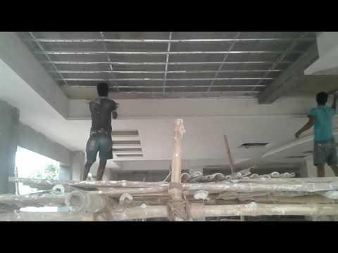 Decoration p.o.p false ceiling