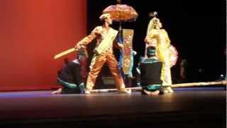 Singkil Dance