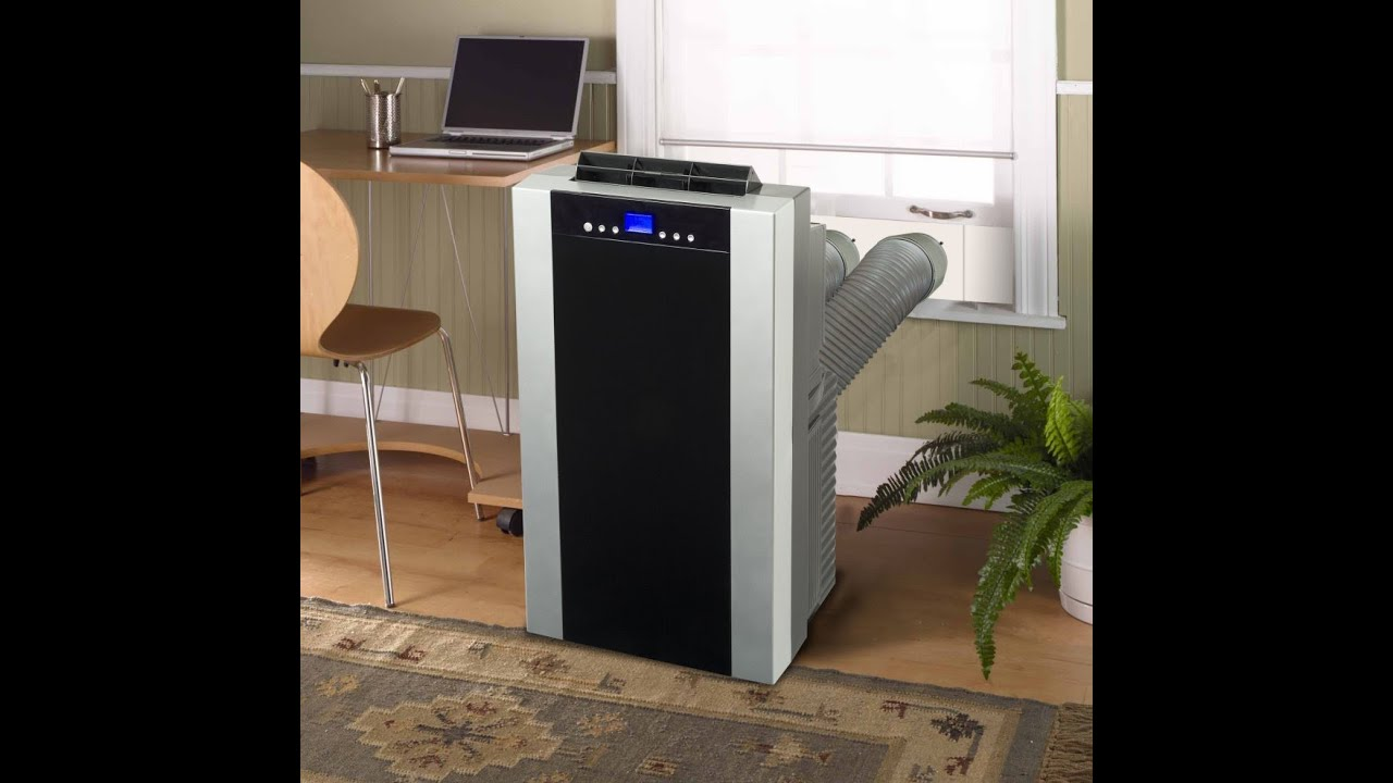 portable air conditioner repair youtube. Black Bedroom Furniture Sets. Home Design Ideas