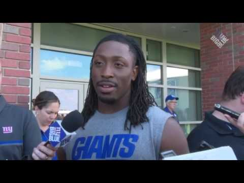 Paul Perkins Address the Media/Possible Starting Role