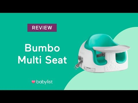Bumbo Multi Seat Review - Babylist