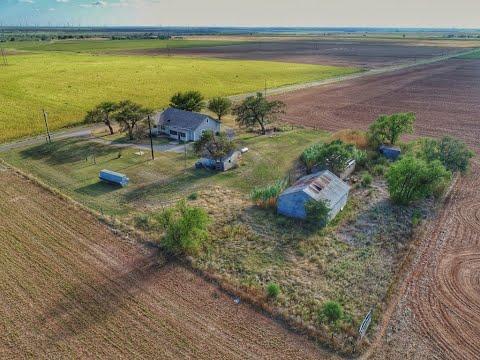 Wilbarger County Texas Farmhouse For Sale - $74,500