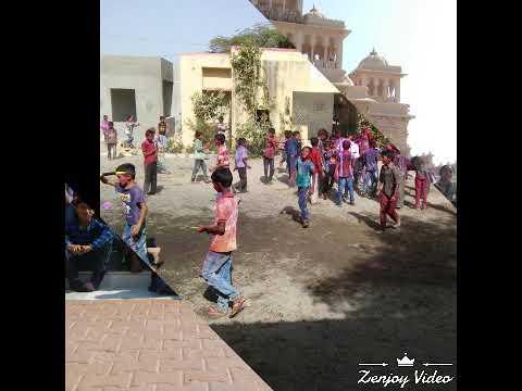 Nil Bhidiya veraval school tour of dwarka February 2017