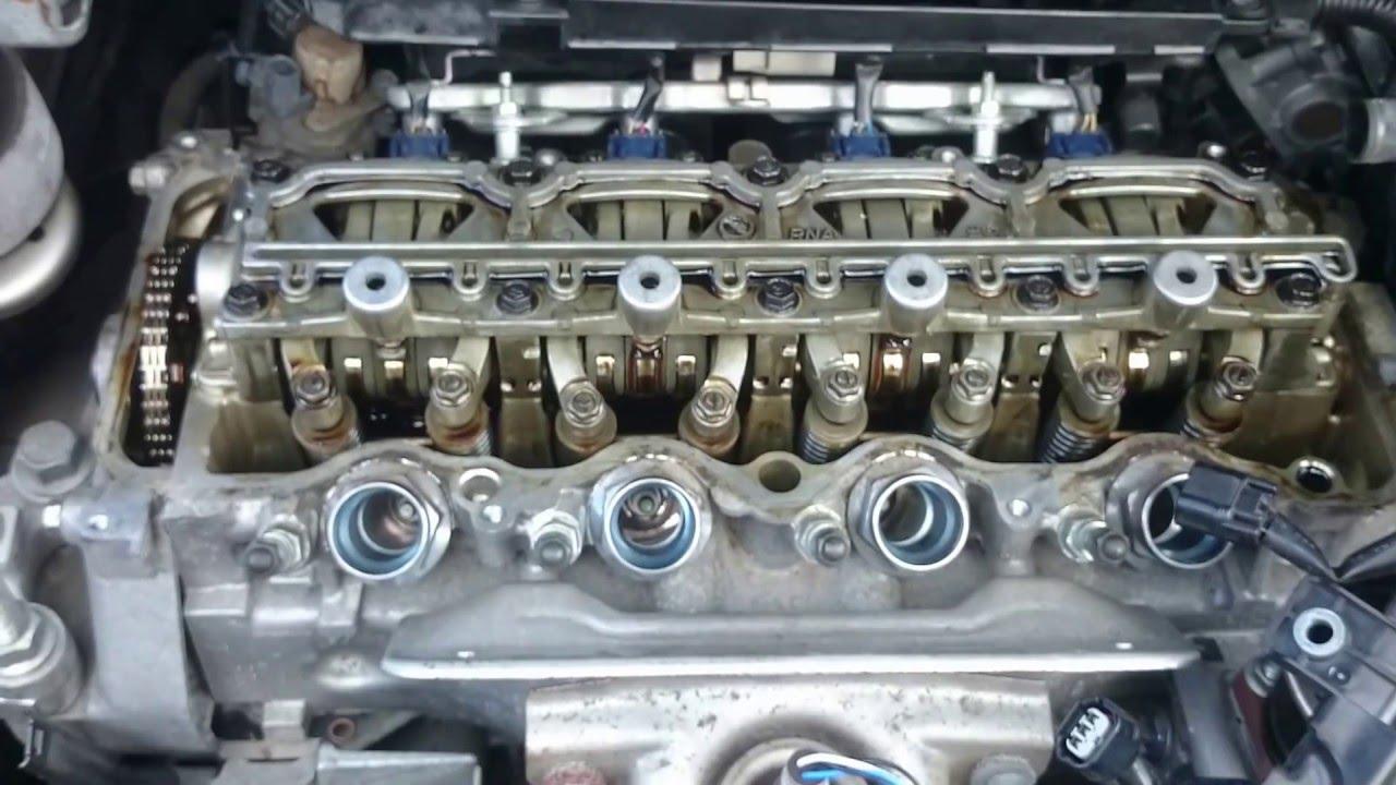 Honda 24 Timing Chain Replacement