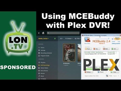 Plex DVR & MCEBuddy - How To Remove / Skip Commercials and Make Recorded Files Smaller!