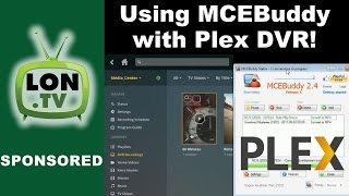 Plex DVR & MCEBuddy - How To Remove / Skip Commercials and Make Recorded Files Smaller!