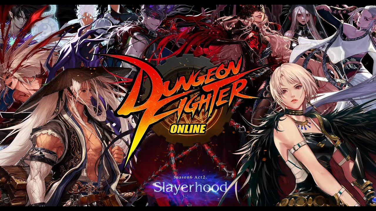 Dungeon Fighter Online (Season 6) Act 2. Slayerhood