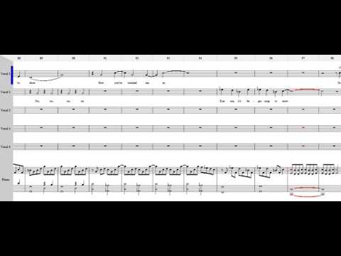 Rent - Christmas Bells (Noteworthy Composer)
