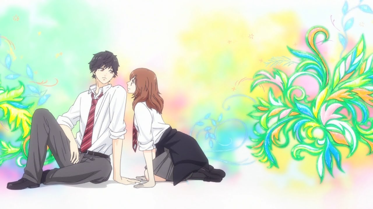 Download OST Opening Ending Anime Ao Haru Ride Full Version