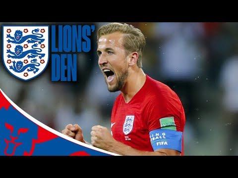England vs Tunisia LIVE Matchday Special!...