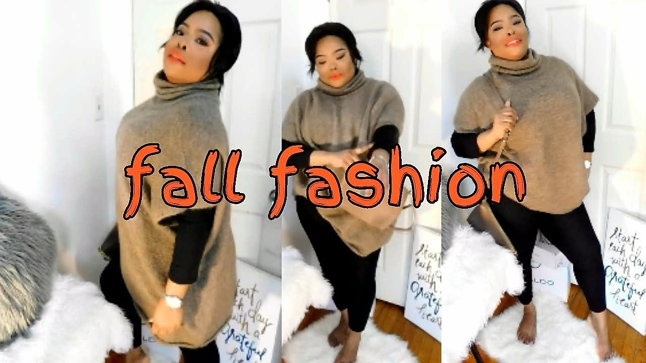[VIDEO] - FALL FASHION /fall outfits *2019 (My FIRST LOOKBOOK) 9