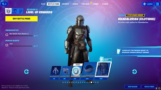 Full Fortnite Chapter 2 Season 5 Battle Pass Overview! All Battle Pass Rewards Fortnite Season 15