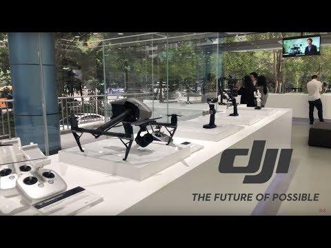 DJI Store Visit - Shenzhen China | OlizStore