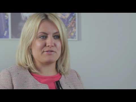 Gillian Tatt and Hayley Anderson, Litigation team film