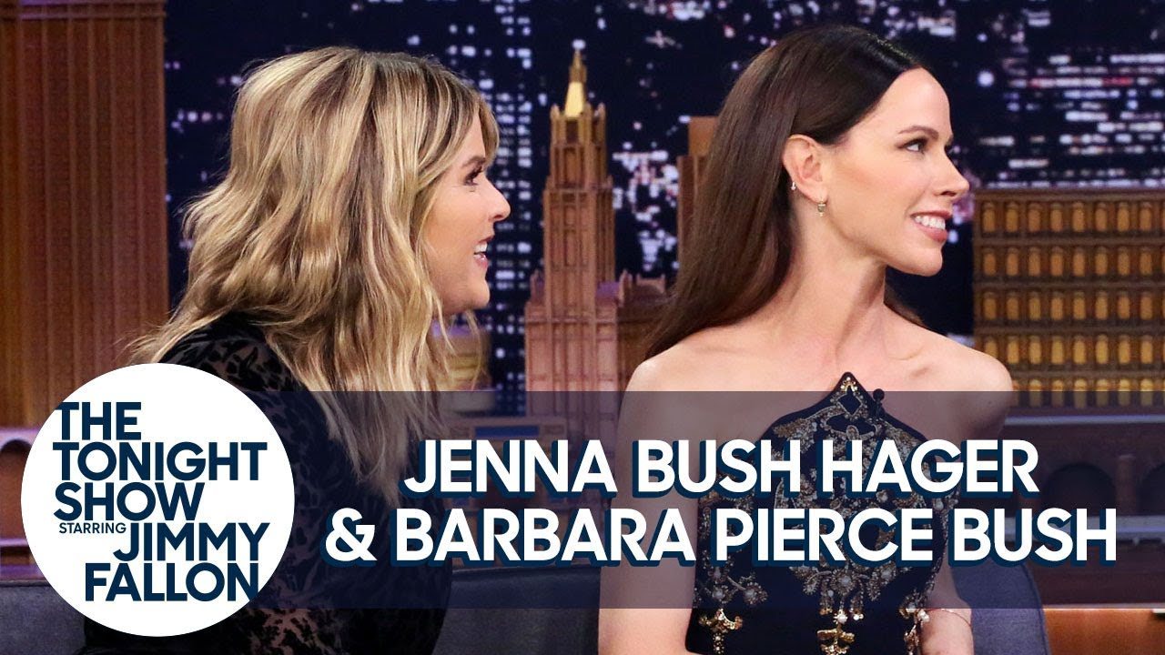 Jenna Bush Hager and Barbara Pierce Bush's Memories Inspired Sisters First Kids Book