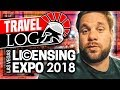 Private Label Legion Travel Log - Licensing Expo 2018 in Vegas. Use licenses to BUILD YOUR BUSINESS!