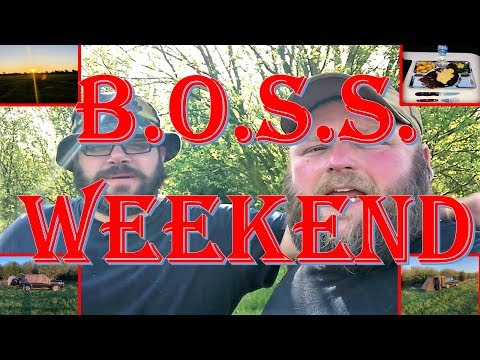 BOSS Weekend May 2018