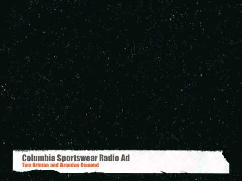 Columbia Radio Ad