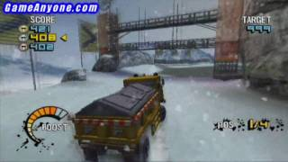 Motorstorm: Arctic Edge - PS2 - 15 - Snow Blower