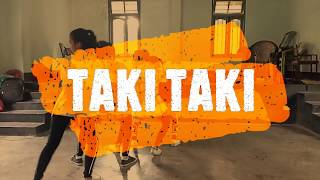 Taki Taki - DJ Snake ft. Selena Gomez, Ozuna, Cardi B/ ENIGMA DANCE ACADEMY GOSSAIGAON