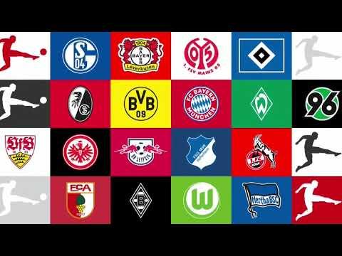 German Bundesliga TV Intro 2017-2018