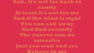Sailing By Avant lyrics by claire