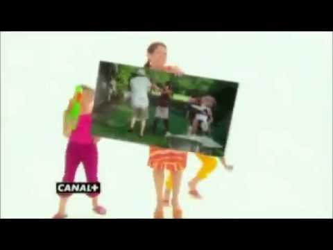 Canal+ Bande Annonce 2008 - Cet l'été